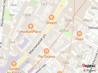 Аренда офиса 549.3 м2 в бизнес-центре, метро Тургеневская