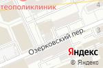 Схема проезда до компании Malta Crown в Москве