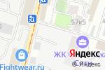 Схема проезда до компании Autopulse в Москве