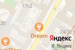 Схема проезда до компании Сообщество финансистов России, НП в Москве
