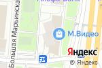 Схема проезда до компании Johnnie Green pub в Москве