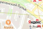 Схема проезда до компании Мобильный Доктор в Москве