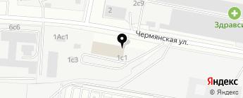 Стиль-Авто на карте Москвы