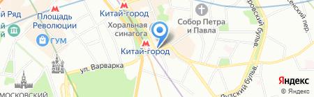ЭСКО-Кругозор на карте Москвы
