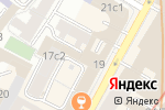 Схема проезда до компании Пол мазка в Москве