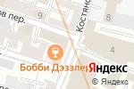 Схема проезда до компании Руссо-Балт в Москве