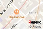 Схема проезда до компании Хэдблейд-Стор в Москве