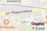 Схема проезда до компании SK Finance в Москве