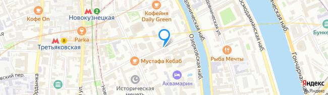 Озерковский переулок