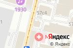 Схема проезда до компании Алкон-Трейд в Москве