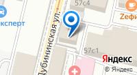 Компания Арх-скин на карте
