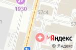 Схема проезда до компании Арх-скин в Москве
