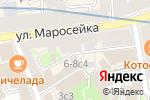 Схема проезда до компании Измайлов и К, ТСЖ в Москве