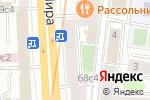 Схема проезда до компании Дом Ириды в Москве