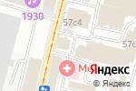 Схема проезда до компании ОйлСтандарт в Москве