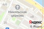 Схема проезда до компании Магистрат в Москве