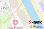 Схема проезда до компании ГПБ Ресурс в Москве