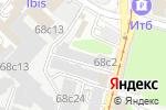 Схема проезда до компании RosKids в Москве