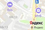 Схема проезда до компании ReLumix в Москве