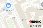 Схема проезда до компании Авиаль в Москве