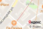 Схема проезда до компании Ближе в Москве