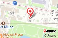 Схема проезда до компании Мехстроймонтаж в Москве