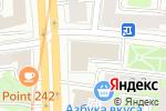 Схема проезда до компании Wer.ru в Москве