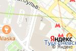 Схема проезда до компании Европейско-Азиатская Биржа в Москве