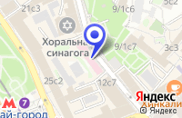 Схема проезда до компании АПТЕКА МОСКОВСКОЕ ЛЕЧЕБНО-САНАТОРНОЕ ОБЪЕДИНЕНИЕ в Москве