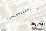 Схема проезда до компании Аштанга 108 в Москве