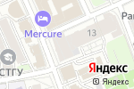 Схема проезда до компании НОРД-ПРОЖЕКТ в Москве