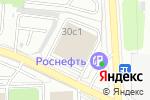 Схема проезда до компании Лифан Моторс в Москве