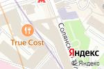 Схема проезда до компании Информационно-методический центр по экспертизе в Москве