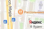 Схема проезда до компании Константа Реал-Эстейт в Москве