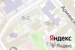 Схема проезда до компании Ambika в Москве