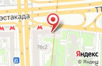 Схема проезда до компании Аэро-Медиа в Москве