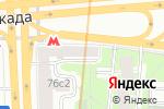 Схема проезда до компании MusReal в Москве