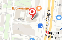 Схема проезда до компании Национальный центр мониторинга стоимости строительной продукции и ресурсов в Москве