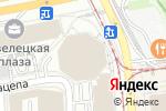Схема проезда до компании Digital Doc в Москве