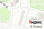 Схема проезда до компании Архидекорус в Москве