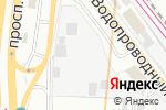 Схема проезда до компании Миллион Шариков в Москве