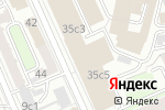 Схема проезда до компании LEX Union в Москве
