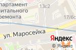Схема проезда до компании Добрая аптека в Москве