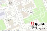 Схема проезда до компании Москворечье в Москве