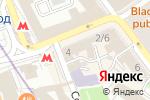 Схема проезда до компании Взлате в Москве