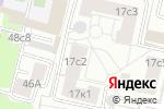 Схема проезда до компании ГАРАНТ ЭНЕРГО в Москве
