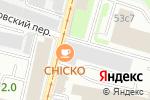 Схема проезда до компании МиниКлубСервис в Москве