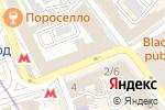 Схема проезда до компании Лаборатор в Москве