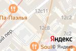 Схема проезда до компании Одесса-мама в Москве