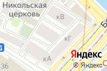 Схема проезда до компании BALCHUG RESIDENCE в Москве